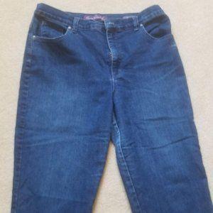 Jeans Capris